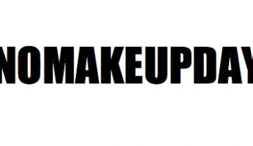 Journée sans maquillage 2016 ou no make up day