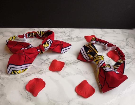 headbands rouge tonic dikta