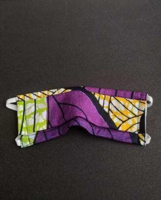 masque en wax violet dikta