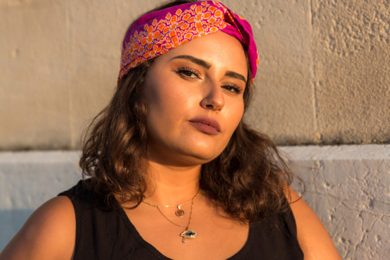 headband xl rosalie dikta