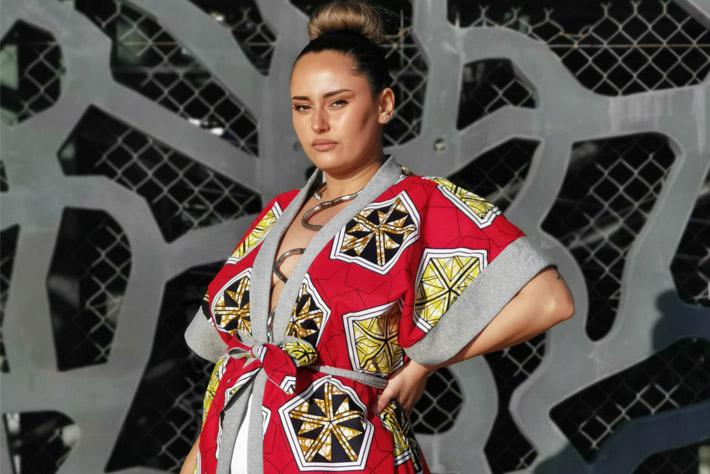 kimono court unisexe dikta